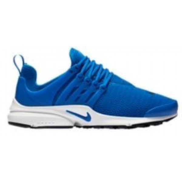 Nike Air Presto Damen-Laufschuhe Blau Spark/Schwar...