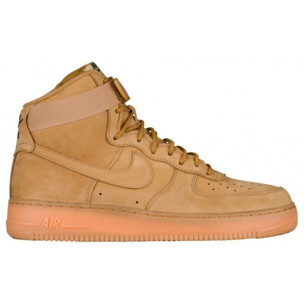 Nike Air Force 1 High Herren-Basketballschuh Flax/...