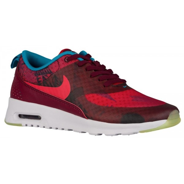 Nike Air Max Thea Damen-Laufschuhe Deep Garnet/Uni...