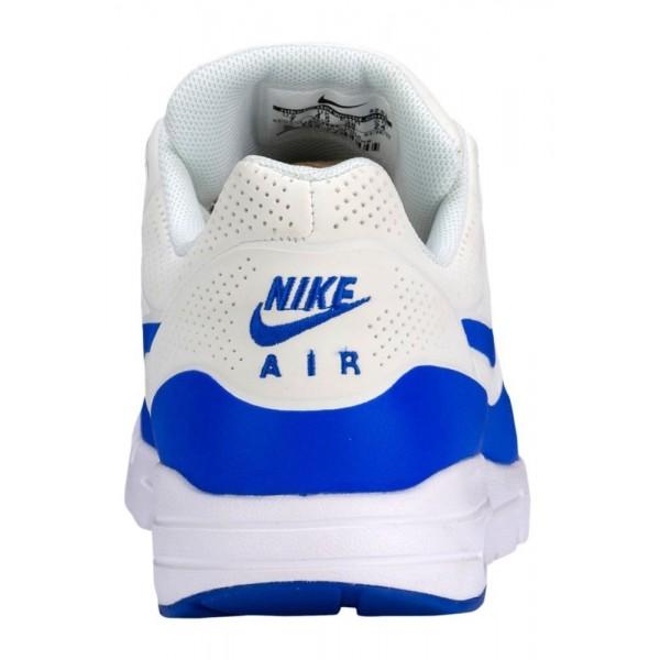 Nike Air Max 1 Ultra Damen-Laufschuhe Summit Weiß/Racer Blau/Weiß