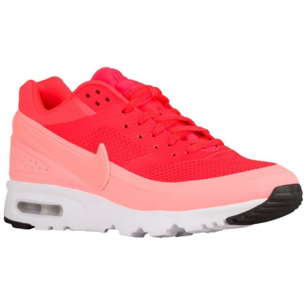 Nike Air Max BW Ultra Damen-Laufschuhe Bright Crim...