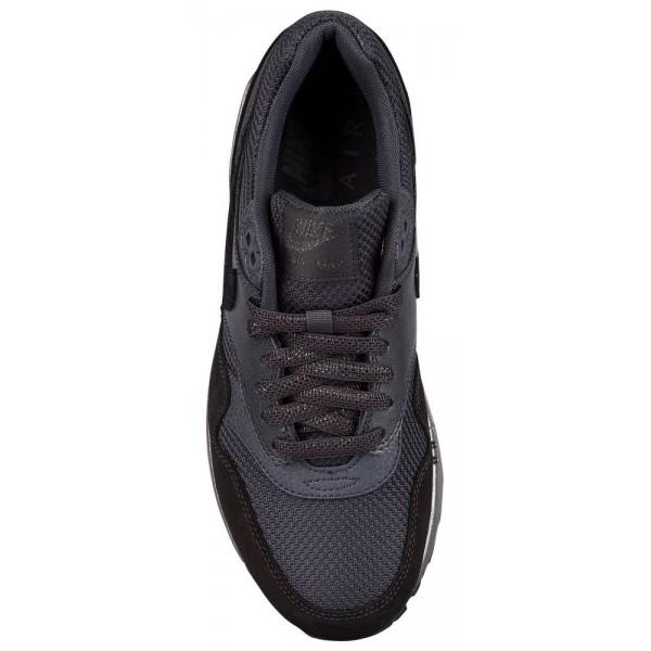Nike Air Max 1 Damen-Laufschuhe Anthracite/Metallic Hematite/Schwarz