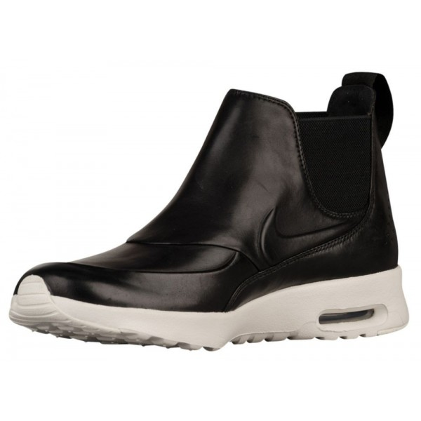 Nike Air Max Thea Mid Damen-Casual Schuhe Schwarz/Schwarz/Sail