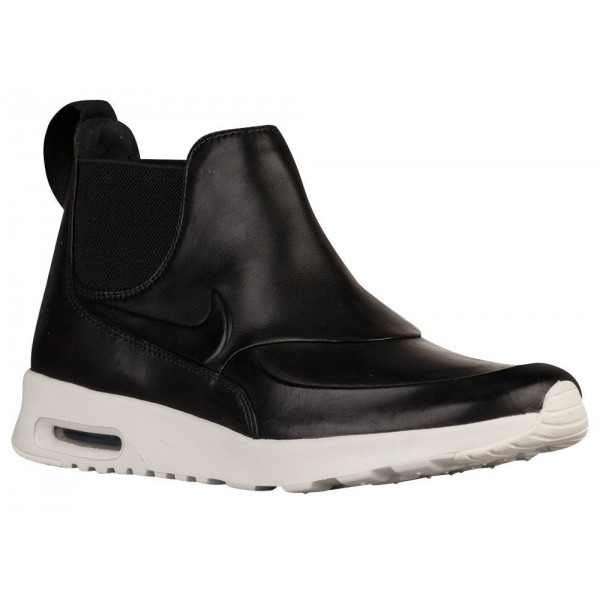 Verkauf Nike Air Max Thea Mid Damen Casual Schuhe Schwarz
