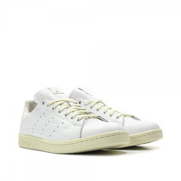 Adidas Consortium Sneaker Exchange X Alife X Starcow Stan Smith Weiß/Gebrochenes Weiß CM8000