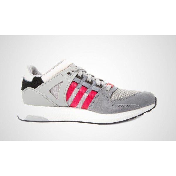 Adidas Equipment Support 93/16 (Grau/Rot) MGH SOLID Grau/COLLEGIATE Rot/Grau S79924