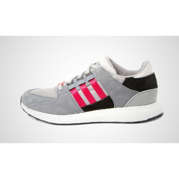 Adidas Equipment Support 93/16 (Grau/Rot) MGH SOLI...