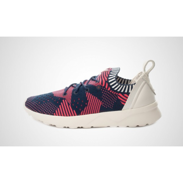 Adidas ZX FLUX ADV VIRTUE PK Damen SHORED/CONAVY/S...