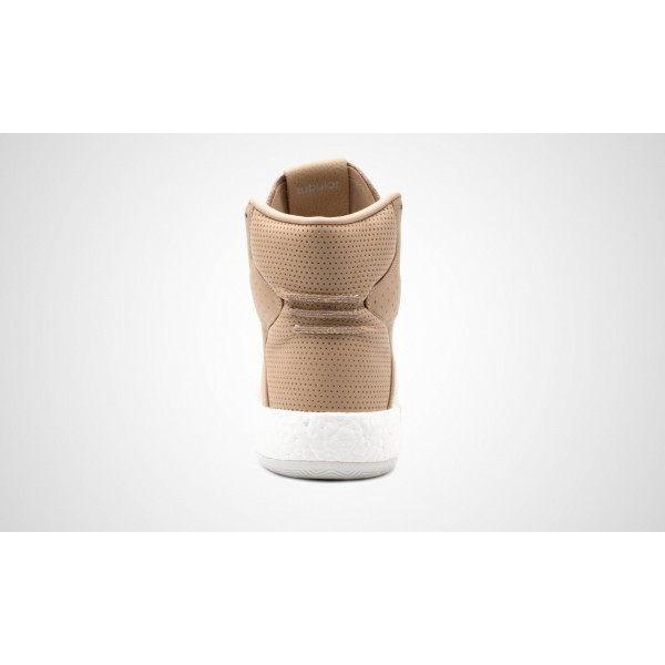 Adidas Tubular Instict Boost (Hellbraun) SUPPLIER COLOUR/SUPPLIER COLOUR/CHALK Weiß BB8400