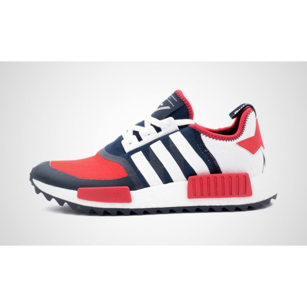 Adidas x Weiß Mountaineering NMD Trail PK (Rot/Bl...