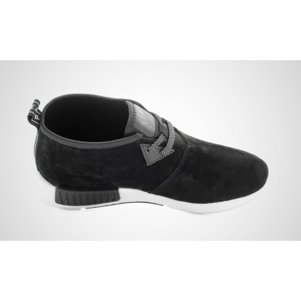 Adidas NMD Chukka (Schwarz) Core Schwarz/Core Schwarz/Core Weiß S79146