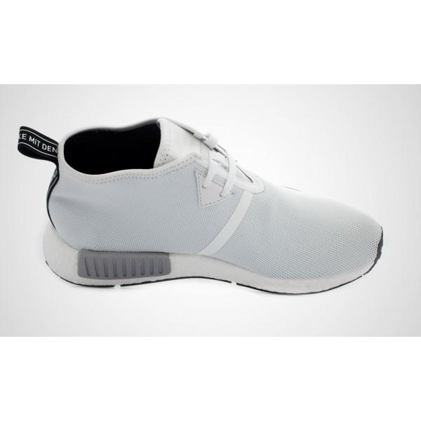 Adidas NMD Chukka (Weiß) VINWHT/VINWHT/Core Schwarz S79149
