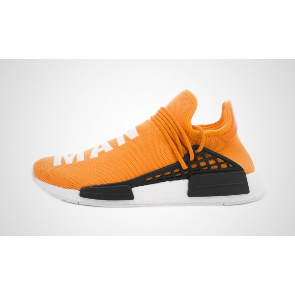 "Adidas x Pharrell Williams ""Human Race"" NMD (orange) TANGER/TANGER/Core Schwarz BB3070"