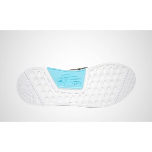 Adidas NMD_XR1 Primeknit (Schwarz) UTIBLK/Core Schwarz/BRBLUE S32215