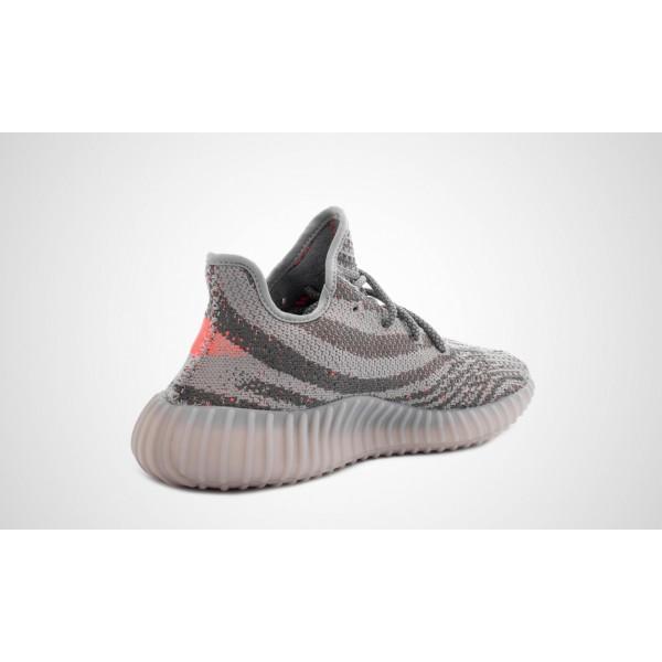 "Adidas Yeezy Boost 350 V2 ""Beluga"" STEGRY/BELUGA/SOLRED BB1826"