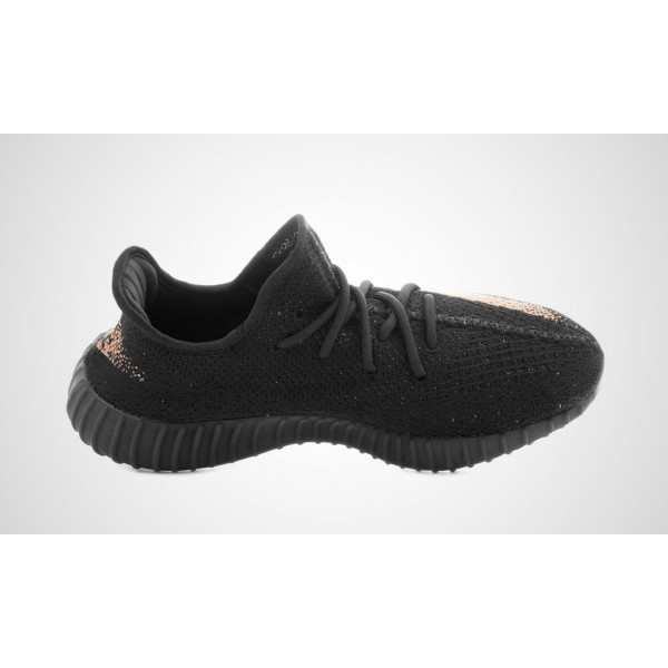 "Adidas Yeezy Boost 350 V2 ""Copper"" Core Schwarz BY1605"