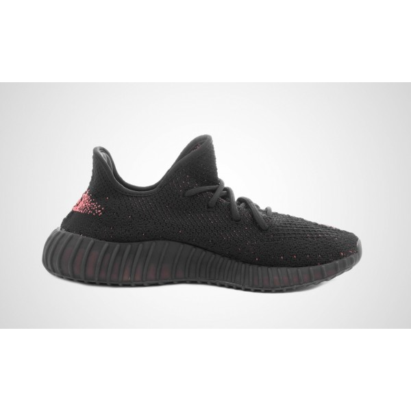 """Adidas Yeezy Boost 350 V2 """"Rot"""" Core Schwarz BY9612"""